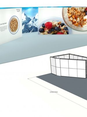 Large Stand 12.5m x 6m