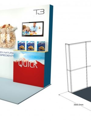 Small Stand 3m x 2m