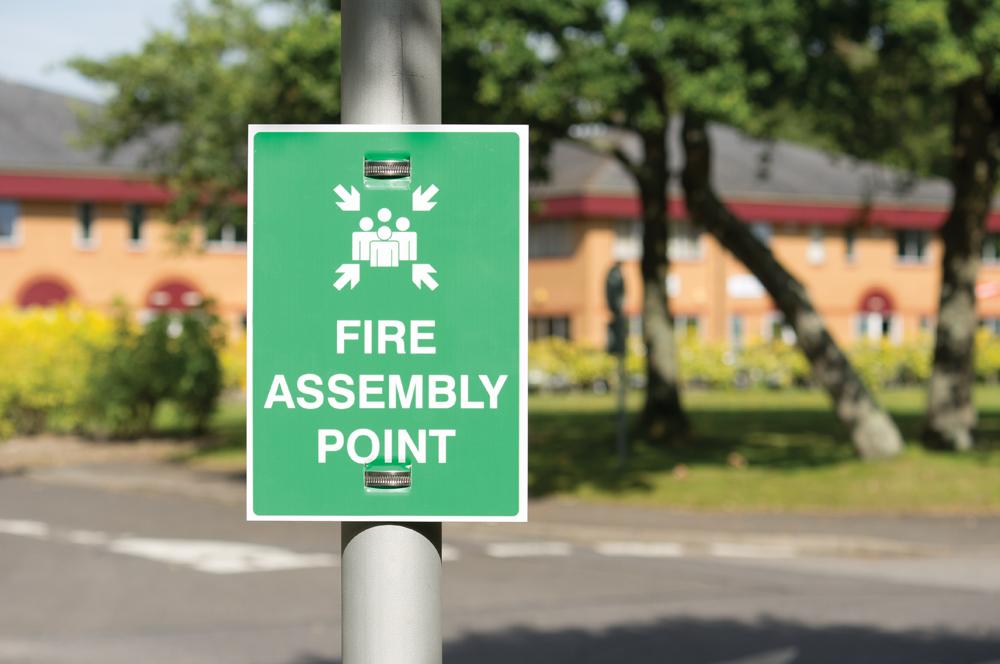Fire Assem Pole