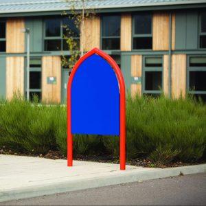 Hoop Post Panel