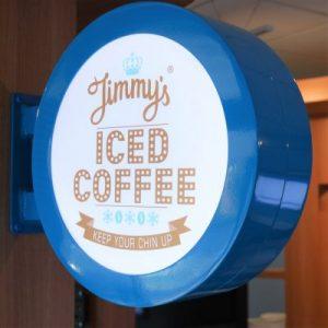 Ice Coffee Circular