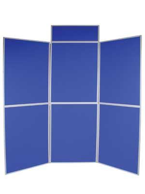 6 panel blue