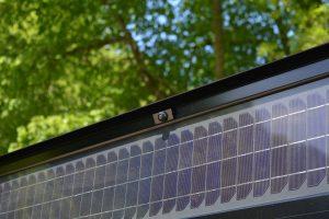 post mount solar
